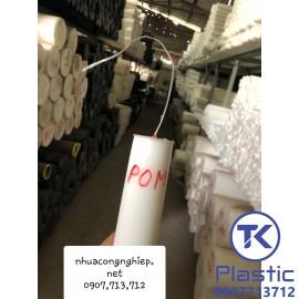 Cây nhựa tròn POM chất lượng cao - giá rẻ