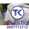 Tấm nhựa PP 2 mặt láng chất lượng cao - giá rẻ