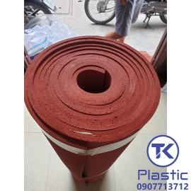 Silicone xốp đỏ chịu nhiệt độ cao chất lượng cao - giá rẻ