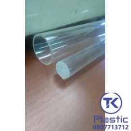 Mica ống (Đặc & Rỗng)