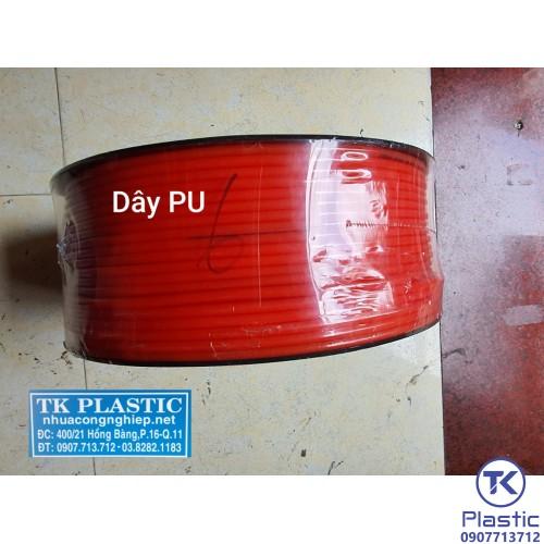 Dây PU (Poly - Urethane) chất lượng cao - giá rẻ