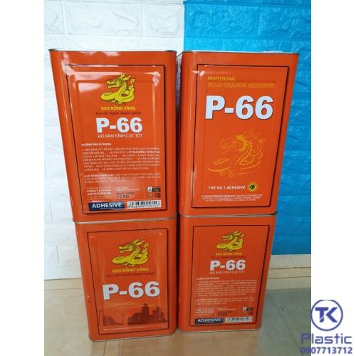 Keo dán đa năng P66 chất lượng cao - giá rẻ