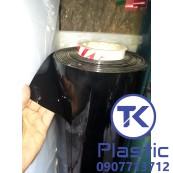 Màng nhựa PVC 0.5mm (Màu đen) giá rẻ