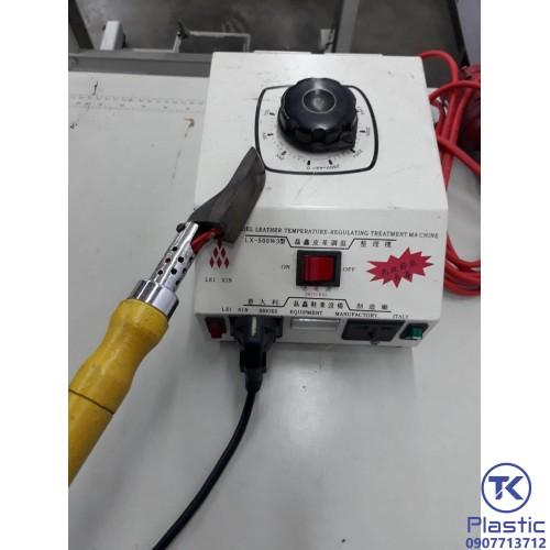 Máy trợ ủi (Điều chỉnh nhiệt độ bàn ủi da)