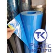 Nhựa HDPE (03 màu:  Xanh biển, Trắng trong, Trắng sữa)