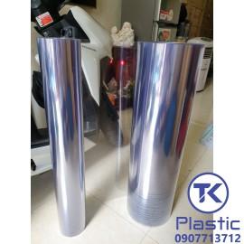 Màng PVC Cứng trong suốt chất lượng cao - giá rẻ