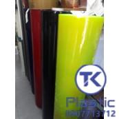 Màng nhựa PVC 0.5mm & 0.8mm (04 màu) giá rẻ