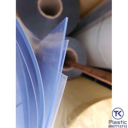 Tấm nhựa PVC trong suốt chất lượng cao - giá rẻ