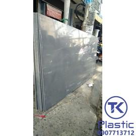 Tấm nhựa PVC (Màu xám) chất lượng cao - giá rẻ