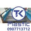Thớt nhựa PVC (Màu đen, màu ghi) chất lượng cao - giá rẻ