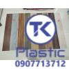 Sàn nhựa giả gỗ (Giá rẻ)