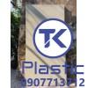 Tấm nhựa PP Đài Loan chất lượng cao - giá rẻ